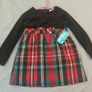 Brand New Toddler Holiday Dress